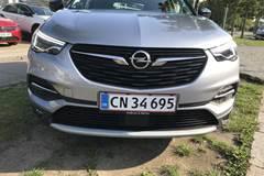 Opel Grandland X CDTI Exclusive Start/Stop 177HK 5d 8g Aut.