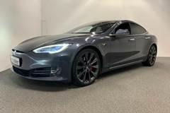 Tesla Model S Ludicrous Performance AWD