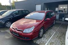 Citroën C5 2,0 HDi Elegance Weekend aut.