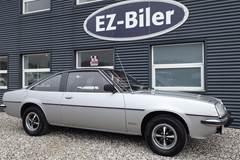 Opel Manta 2,0 Coupé