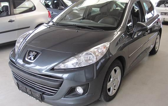 Peugeot 207 1,4 5  Døre, 95 HK