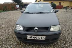 VW Polo 1,6 Person bil