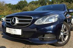 Mercedes E200 2,0 184HK 7g Aut.