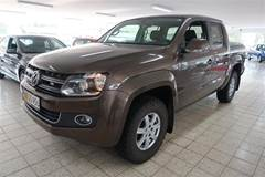 VW Amarok 2,0 TDI Highline 4Motion  Pick-Up 8g Aut.