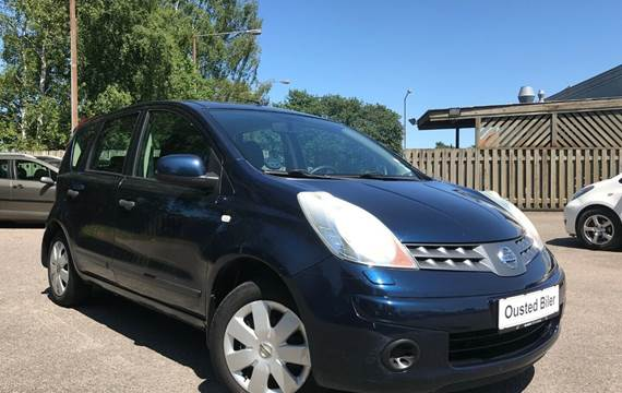 Nissan Note 1,6 Visia