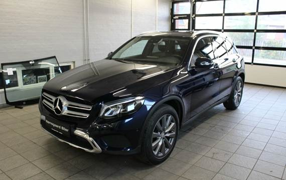 Mercedes GLC250 d 2,2 Exclusive aut. 4-M