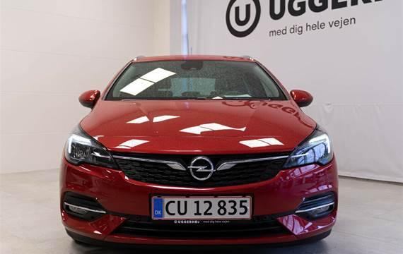 Opel Astra 1,4 T 145 Elegance Sports Tourer CVT