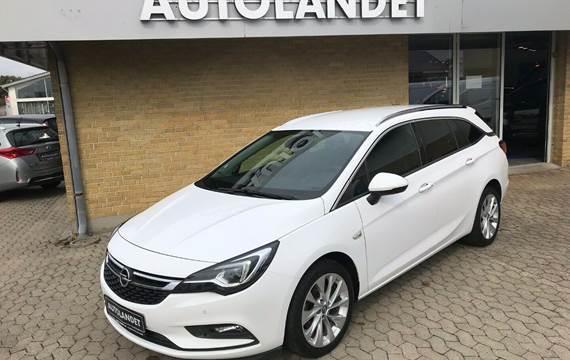 Opel Astra 1,6 CDTi 136 Innovation ST aut.