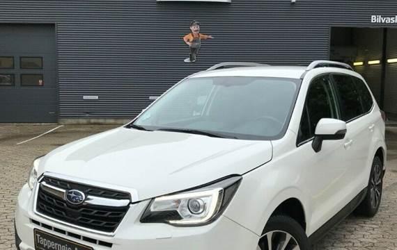 Subaru Forester 2,0 D XS CVT AWD