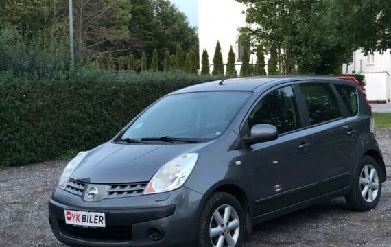 Nissan Note 1,5 dCi 86 Visia