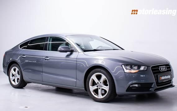 Audi A5 2,0 TDie 163 SB