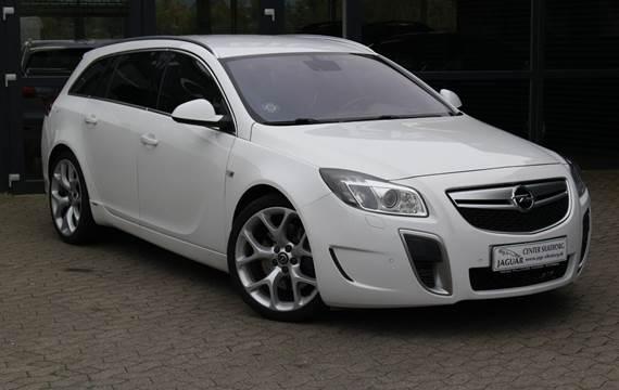 Opel Insignia 2,8 OPC ST 4x4