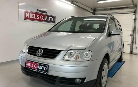 VW Touran 1,9 TDi 105 Comfortline 7prs
