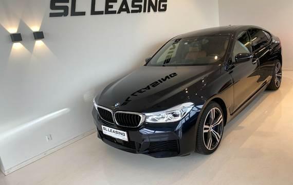 BMW 630d 3,0 Gran Turismo xDrive aut.