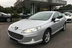 Peugeot 407 2,0 Perfection