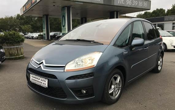 Citroën C4 Picasso 1,6 HDi 110 E6G