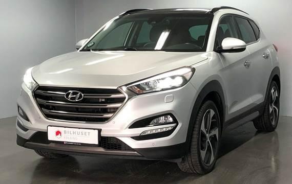 Hyundai Tucson 2,0 CRDi 185 Premium aut. 4WD