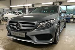 Mercedes C220 d 2,2 AMG Line stc. aut.