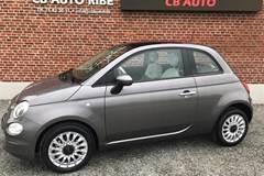 Fiat 500 B/EL Lounge Plus 70HK 3d 6g