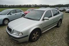 Skoda Octavia 2,0 Person bil