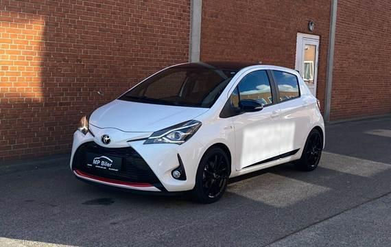 Toyota Yaris 1,5 Hybrid H3 GR Sport Smart e-CVT