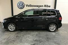 VW Touran 1,6 TDi 110 Highline 7prs