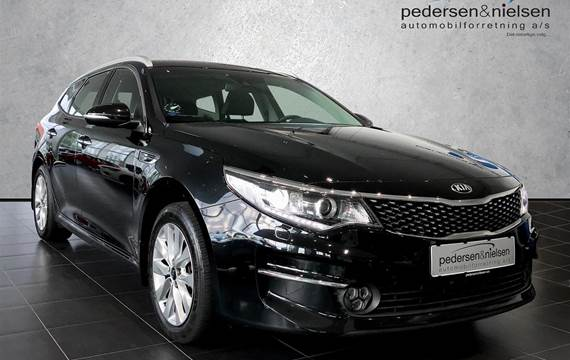 Kia Optima SW 1,7 CRDI Advance 141HK Stc 6g
