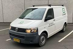 VW Transporter 2,0 TDi 84 Kassevogn lang