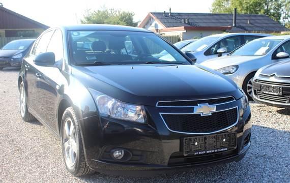 Chevrolet Cruze 1,8 LT