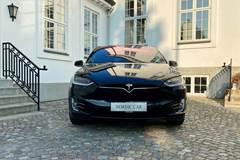 Tesla Model X 90D 6prs