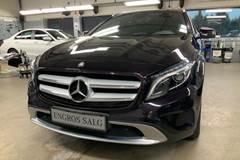 Mercedes GLA220 2,2 CDi aut. 4-M Van