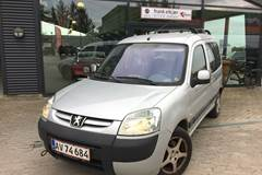 Peugeot Partner 1,6 Combi XT