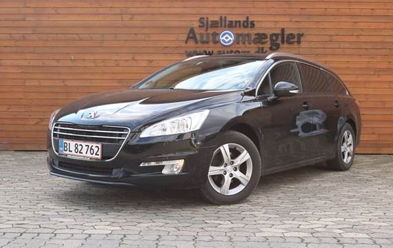 Peugeot 508 2,0 HDi 140 Active SW