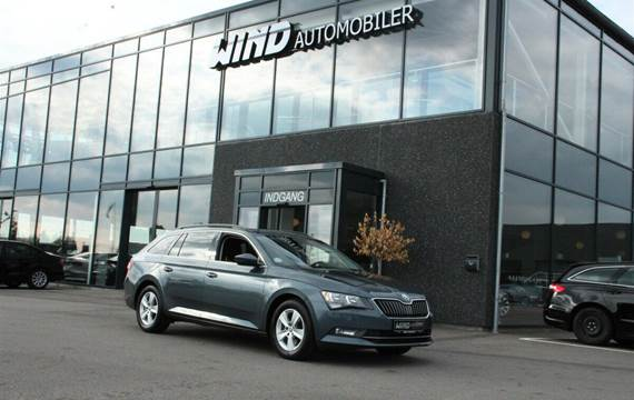 Skoda Superb 2,0 TDi 150 Ambition Combi