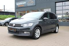 VW Touran 1,6 TDi 115 Highline DSG 7prs