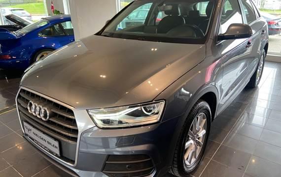 Audi Q3 2,0 TDi 150 quattro S-tr.