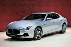 Maserati Ghibli 3,0 S aut.