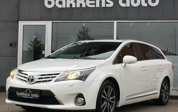 Toyota Avensis 2,0 D-4D T2 Touch Business stc.