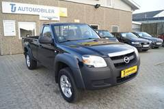 Mazda BT-50 2,5 DE Regular Cab