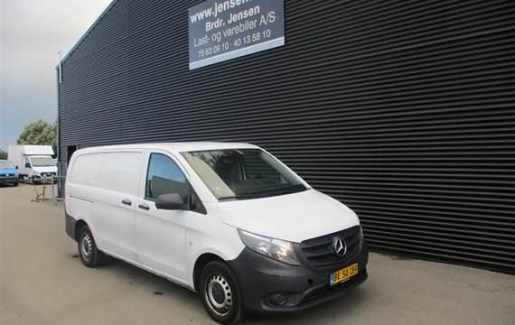 Mercedes Vito 2,1 116 CDI KSV Lang