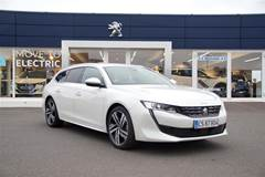 Peugeot 508 1,5 SW  BlueHDi Limited Pack EAT8 start/stop  Stc 8g Aut.