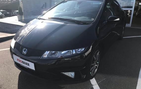 Honda Civic 1,8 Executive i-Shift  5d Aut.