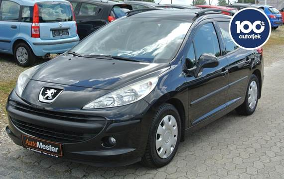 Peugeot 207 1,4 XR+ SW