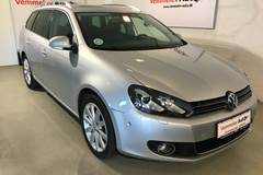 VW Golf VI 1,6 TDi 105 Highl. Vari. DSG BMT