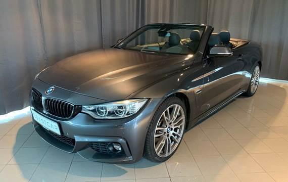 BMW 440i 3,0 Cabriolet xDrive aut.