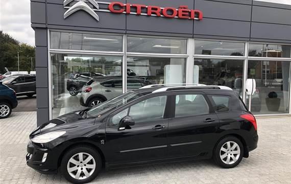 Peugeot 308 2,0 SW  HDI FAP Premium  Stc 6g