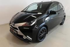 Toyota Aygo 1,0 VVT-I X-Play + Touch  5d