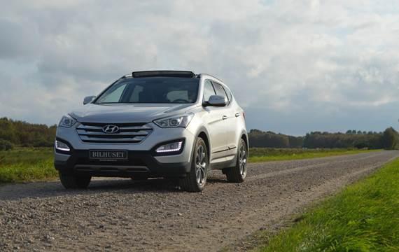 Hyundai Santa Fe 2,2 CRDi Premium 7prs