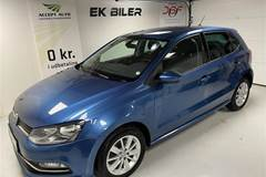 VW Polo TSI BMT Highline 110HK 5d 6g