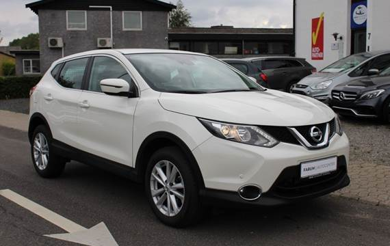 Nissan Qashqai 1,6 dCi 130 Acenta Connect X-tr.